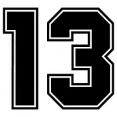 Avatar -number13
